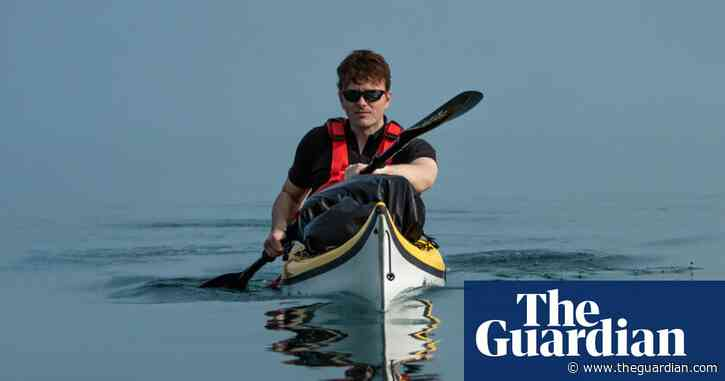 The great seascape: from Glasgow to Skye by kayak