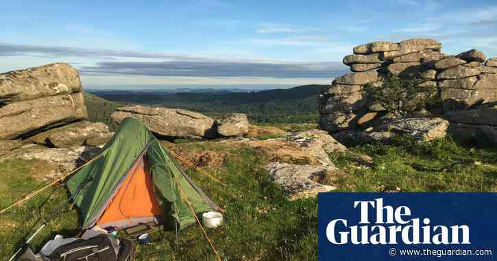 Magical mystery tour: a wild camping weekend on Dartmoor