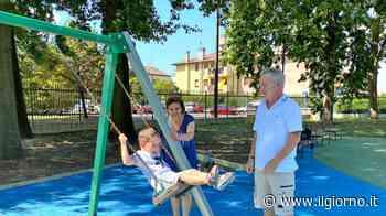 """Basiglio, il parco Vione riapre: """"Uno sfogo per i bambini"""" - IL GIORNO"""