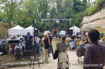 Luzarches : réduit à cause du Covid, le festival ravit ses spectateurs - Le Parisien