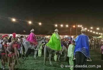 Macaracas celebró con éxito los 200 años del drama de Reyes Magos - diaadia.com.pa