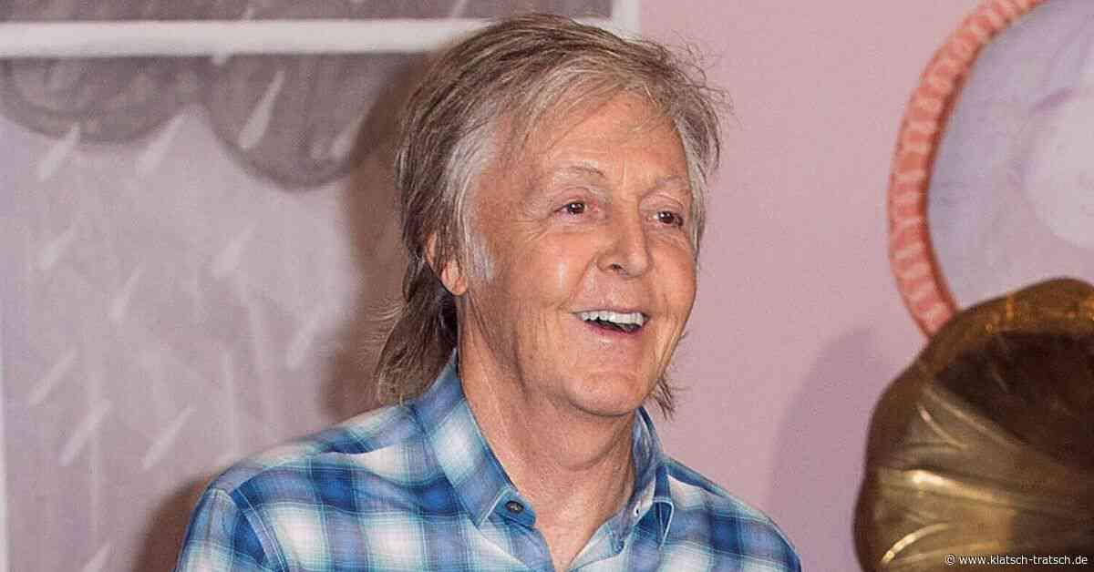 Paul McCartney hält nicht viel von Instagram und Co. - klatsch-tratsch.de