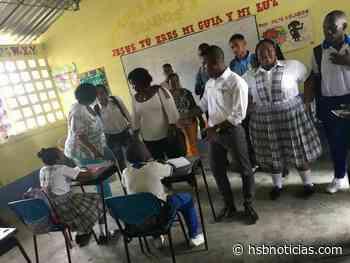 Colegios de Condoto contarán con servicio de conectividad y dotación de mobiliario escolar | HSB N - HSB Noticias