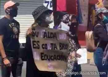 Marchan en Mixquiahuala y Progreso vs feminicidios y desapariciones - La Silla Rota