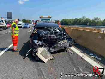 SANTHIA' – Incidente sull'autostrada A4: deceduto anche il ragazzino di 13 anni - ObiettivoNews