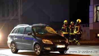 Schwerer Verkehrsunfall: 17-jährige Radfahrerin kollidiert in Spremberg mit Pkw - Lausitzer Rundschau