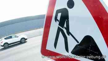 Cremlingen: A39-Arbeiten sorgen bis Oktober für Behinderungen - Wolfenbütteler Zeitung