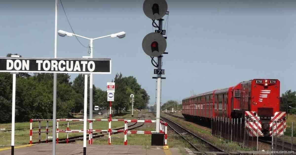 Última etapa de obras en Don Torcuato, una de las estaciones más transitadas del Belgrano Norte - Clarín.com