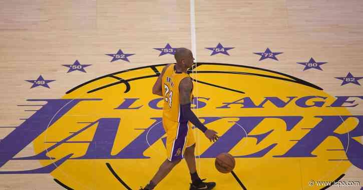"""Kobe Bryant: Wie Nike und die Los Angeles Lakers der """"Black Mamba"""" gedenken - ISPO"""