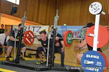 Landesmeisterschaft im Kraftdreikampf: Muskelpakete pilgern nach Ottendorf an der Rittschein - meinbezirk.at