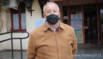 Alcalde de Angol inició cuarentana preventiva luego de haber estado en actividad con personas contagiadas con Covid-19 - Malleco7