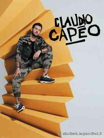 CLAUDIO CAPEO + 1ère partie - ARENA LOIRE, Trelaze, 49800 - Sortir à France - Le Parisien Etudiant
