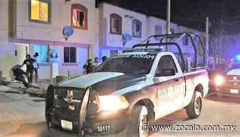 Patrullan las colonias de Zaragoza por Covid [Coahuila] - 24/08/2020 - Periódico Zócalo