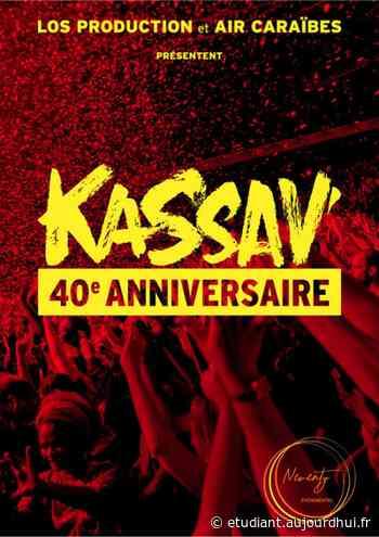 SURGERES BRASS FESTIVAL 2020 - KASSAV' + AUTRES NOMS A VENIR - Le Parisien Etudiant