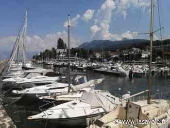 Evian-les-Bains : un bateau prend feu au port - site lasavoie.fr