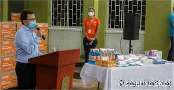 Trabajadores del Hospital de Pivijay recibieron 5 mil kits de elementos de protección - Seguimiento.co