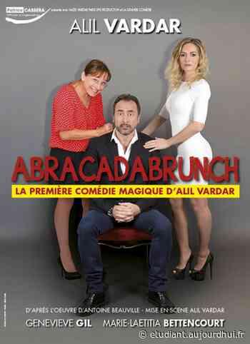 ABRACADABRUNCH - THEATRE COMIQUE - CINEMA LE REX ET LE LUX, Valreas, 84600 - Sortir à France - Le Parisien Etudiant