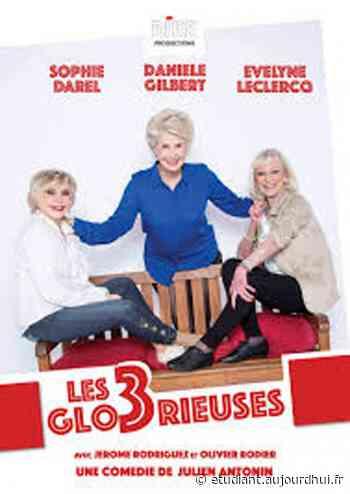 LES 3 GLORIEUSES - CINEMA LE REX ET LE LUX, Valreas, 84600 - Sortir à France - Le Parisien Etudiant