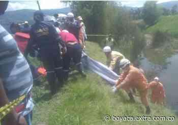 Desgarradora tragedia en Tibasosa, Boyacá, dos hermanos murieron ahogados [VIDEO] - Extra Boyacá