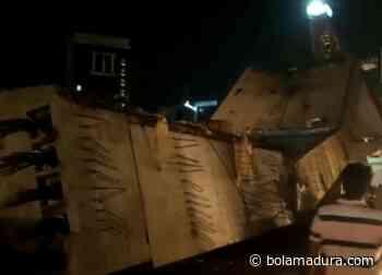 Pemeriksaan Fakta: Gambar viral berasal dari runtuhnya jembatan Gurgaon, bukan Bengaluru - Bolamadura.com