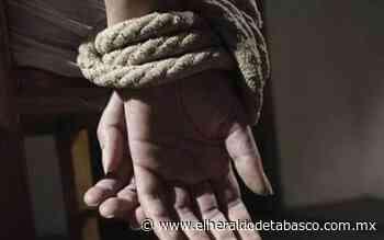 Rescatan a transportista plagiado en Tenosique; hay dos detenidos - El Heraldo de Tabasco