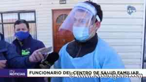 En Puerto Natales funcionarios de la salud primaria salieron a recorrer las poblaciones para encuestar y aplicar examen PCR - ITVNoticias