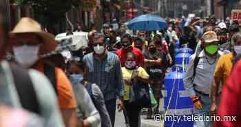 Coahuila, CdMx, Durango y Morelos alcanzan mesetas de curva de Covid-19 - Telediario Monterrey