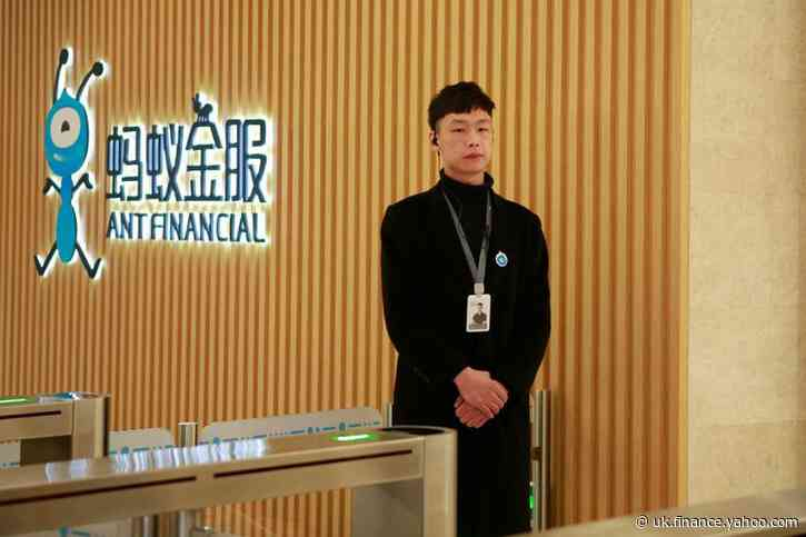 Ant Financial Ipo Launch Date