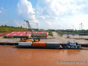 Perú: Terminal Portuario de Yurimaguas incrementa atención de contenedores - PortalPortuario