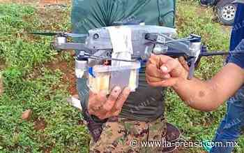 """Grupos armados leales a """"El Mencho"""" usan drones con explosivos en Tepalcatepec - La Prensa"""