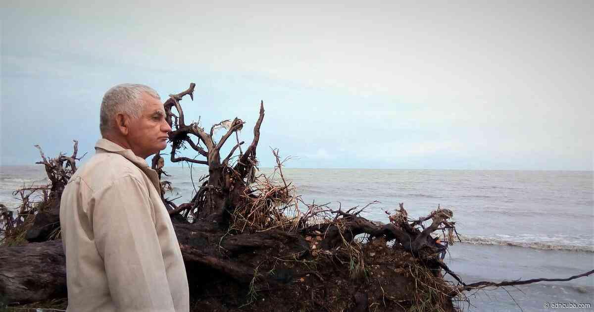Tormenta tropical Laura provoca penetraciones del mar en poblado Guayabal, de Las Tunas - ADN Cuba