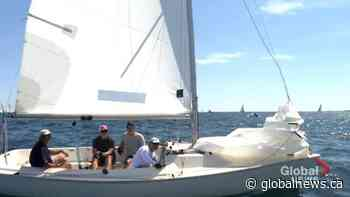 Sailing community takes on Mahone bay for weekend regatta | Watch News Videos Online - Globalnews.ca