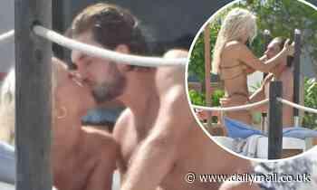 Lewis Burton Enjoys Ibiza After Caroline Flack S Mother S Attack Celebrity News Newslocker