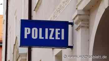 Überzahlungsbetrug in Altmannstein mit gefälschtem Scheck - Wochenblatt.de