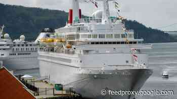 Fred. Olsen retiring its Boudicca and Black Watch cruise ships