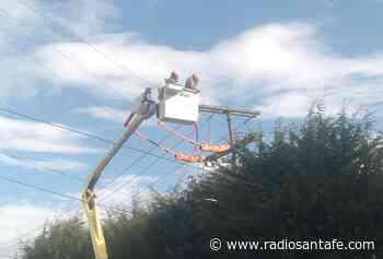 Enel-Codensa instaló circuito de respaldo para Facatativá-El Rosal-Subachoque - Noticias Principales de - Radio Santa Fe