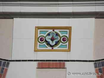 » Les céramiques à Romorantin : Cœur de Ville » Office de Tourisme samedi 19 septembre 2020 - Unidivers