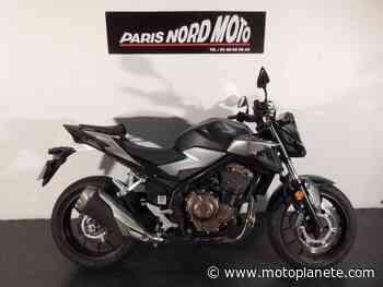 Honda CB 2019 à 5600€ sur AULNAY SOUS BOIS - Occasion - Motoplanete