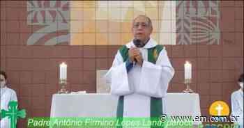 Padre de Visconde do Rio Branco pede desculpas por desejar a morte de fiéis - Estado de Minas