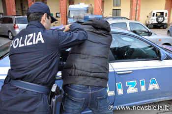 Scene da film a Gaglianico: la Polizia blocca un'auto in mezzo alla strada e ammanetta un romeno - newsbiella.it