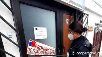 Salud prohibió funcionamiento a laboratorio privado en Tocopilla - Cooperativa.cl