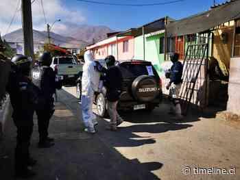Tres detenidos en mega operativo antidrogas en Tocopilla - Timeline.cl