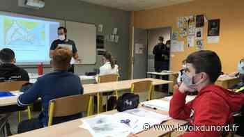 À Auchy-les-Mines, les Vacances apprenantes entretiennent le lien «élève-collège» - La Voix du Nord