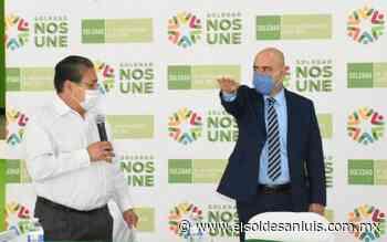 Barajas Abrego es nombrado Secretario General del Ayuntamiento de Soledad - El Sol de San Luis