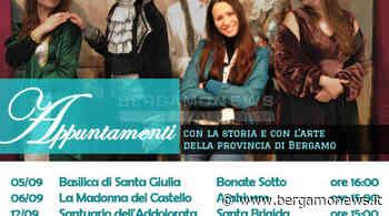 Visita guidata gratuita a Ciserano - BergamoNews