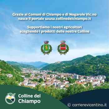 Agricoltura e sostenibilità: è online il portale 'Colline del Chiampo' - ilBlog - Corriere Vicentino
