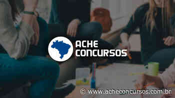 Prefeitura de Parelhas-RN abre vagas no combate ao Coronavírus - Ache Concursos