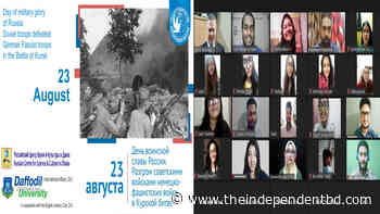 77th anniv of 'Battle of Kursk' celebrated | theindependentbd.com - theindependentbd.com