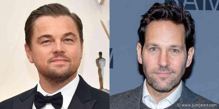 Paul Rudd Clarifies This Rumor About 'Titanic' & Leonardo DiCaprio's Role in the Film!