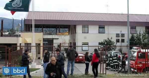 Comunero en huelga de hambre seca de la cárcel de Angol será trasladado de urgencia al hospital - BioBioChile